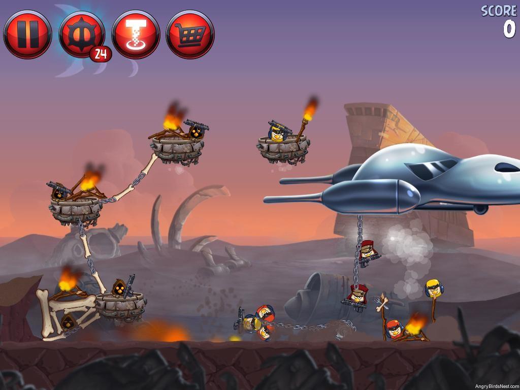 скачать игру Angry Birds Star Wars 2 на компьютер через торрент - фото 11